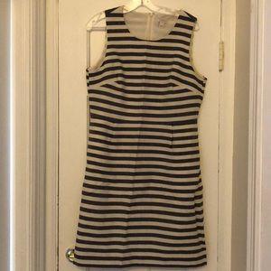 Classic A-Line JCrew Dress NWT